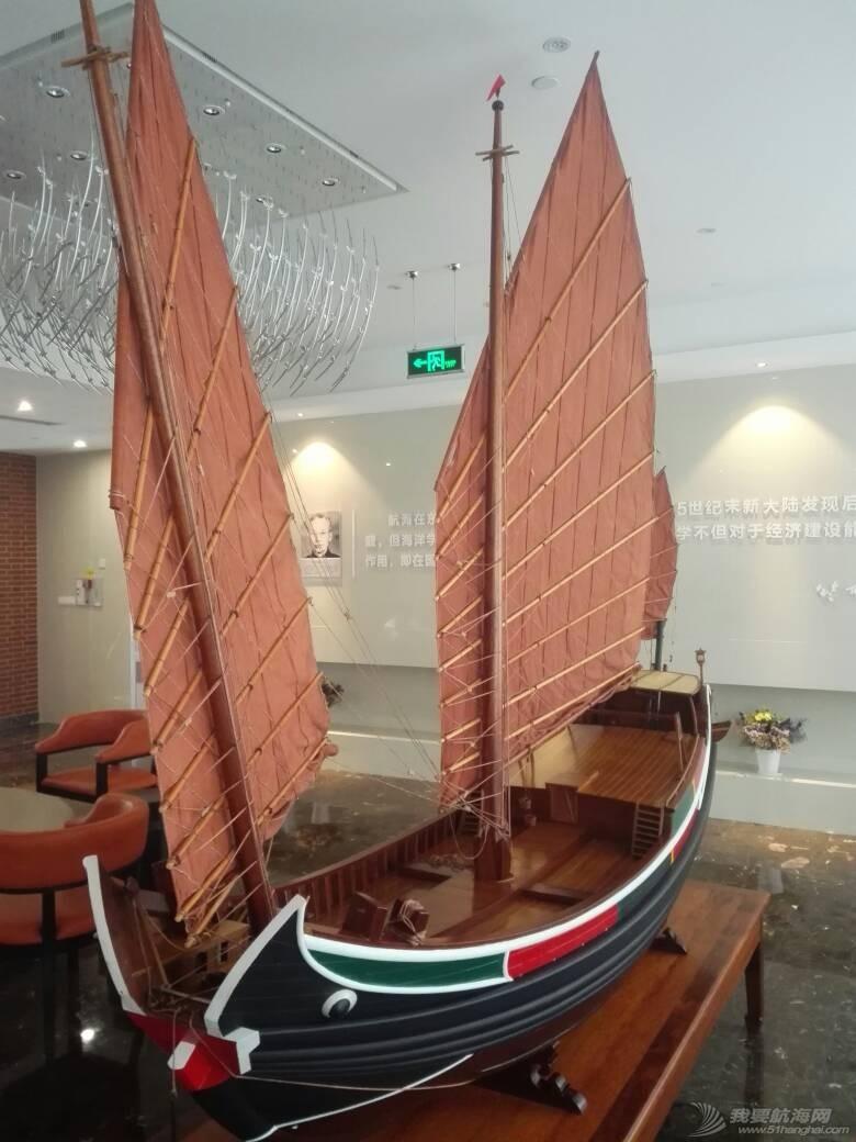 浙江大学海洋学院的中式帆船模型 105249wa76pzqrmmn6m7yf.jpg