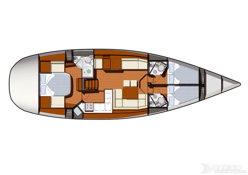 拉力赛,帆船,威海 威海-仁川帆船拉力赛我要航海网队招募船员 amenagementcab2.jpg