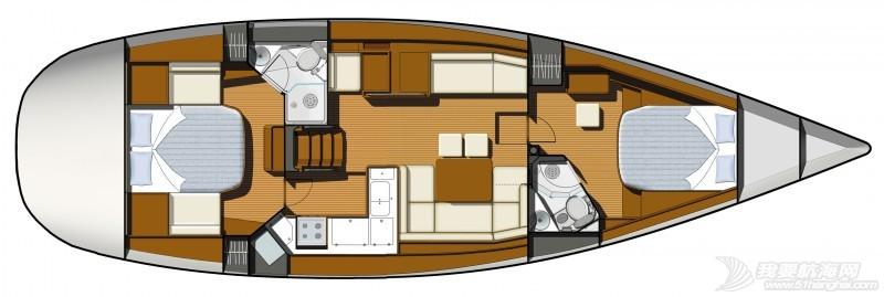 拉力赛,帆船,威海 威海-仁川帆船拉力赛我要航海网队招募船员 boat-Sun-Odyssey-DS_plans_20120306095212.jpg