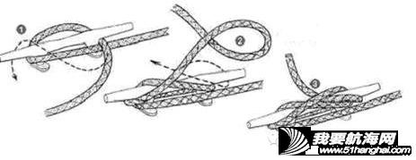 帆船课堂第十八讲 | 船艺绳结 53e1e35737f7e80bf3a895c5febf72db.png