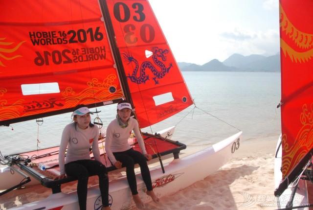 """捷报丨美帆职业队参加2016年第21届""""Hobie16""""帆船世界锦标赛取得预期成绩 0eef056c40043dd4c32fdd181782db81.jpg"""