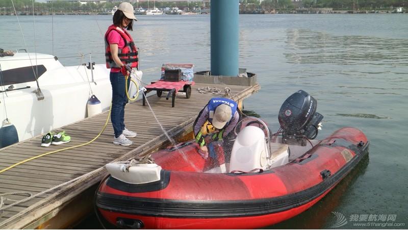 梦想起航-日照航海公益体验