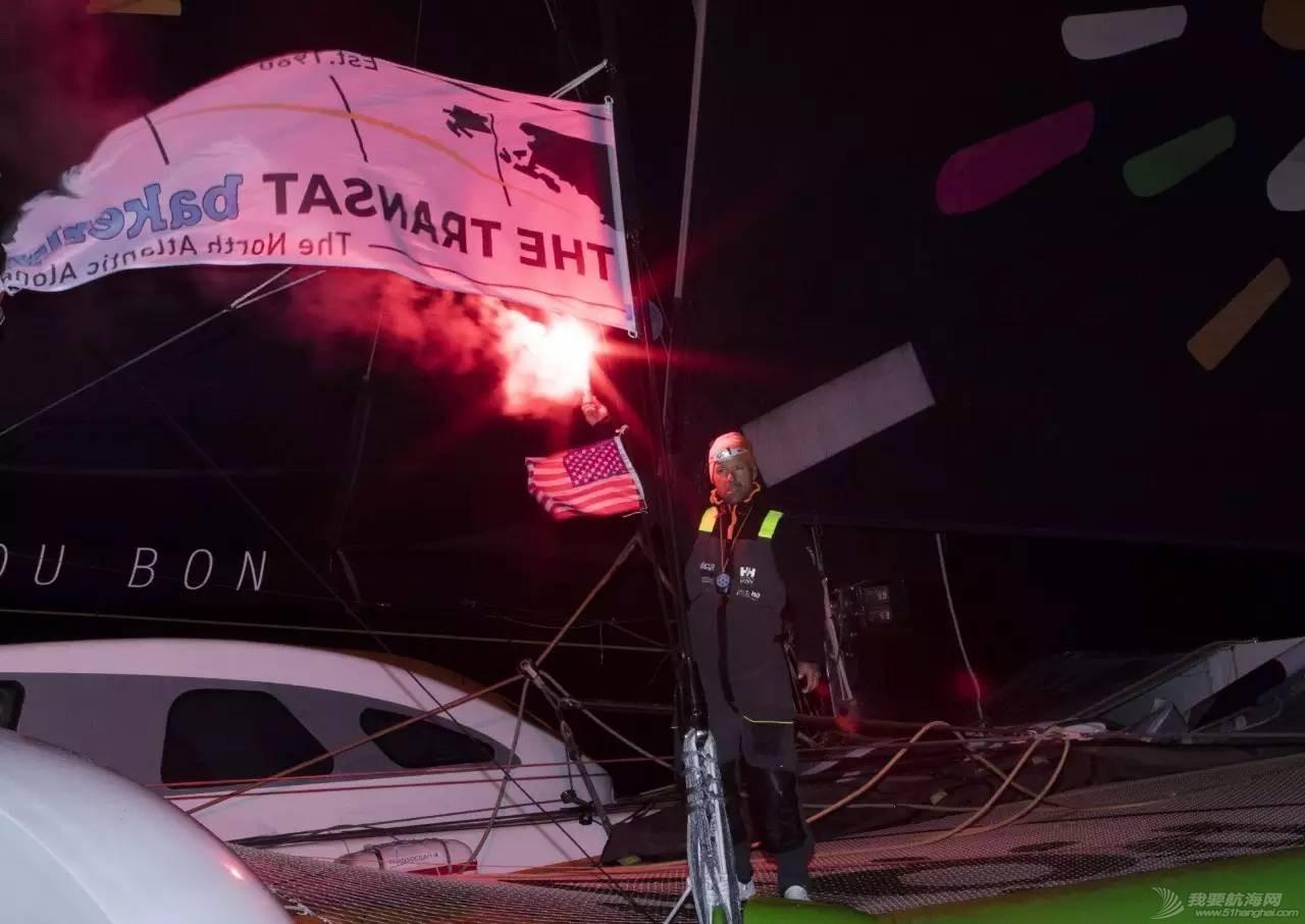 全新的世界,国际帆联,大西洋,全世界,新世界 新世界纪录诞生,Thomas Coville缔造全新单人不间断24小时航行纪录。 4bf9c06776805fe51a336888cc42caf2.jpg