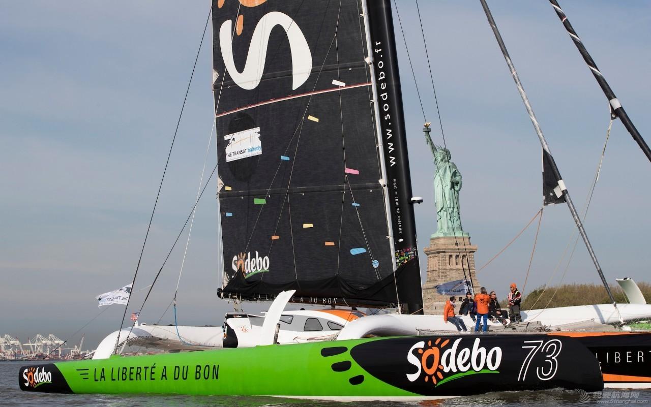 全新的世界,国际帆联,大西洋,全世界,新世界 新世界纪录诞生,Thomas Coville缔造全新单人不间断24小时航行纪录。 0929e6aa6156e6a25ea1e126446f1530.jpg