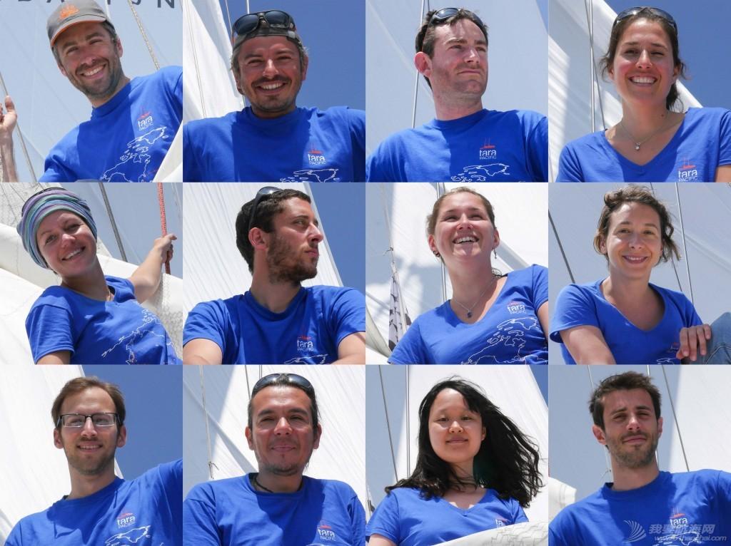 Tara,塔拉,科学考察探险队,海洋地球,Yajuan,Lin TARA号首次太平洋考察精彩瞬间