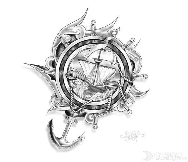 航海文化的现实烙印——纹身艺术 d389bf82e7ba67a984778b4a2e18fb0b.jpg
