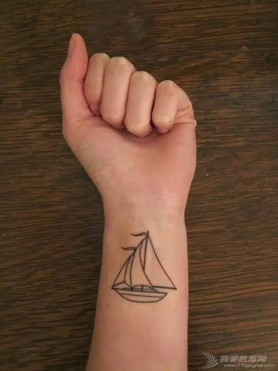 航海文化的现实烙印——纹身艺术 1dc19376f5854134ebc3769463a1a4b3.jpg