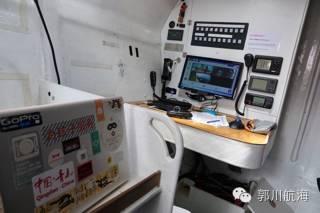 备战单人跨太平洋航行新纪录郭川在帆船麦加完成首次试航 d9356521fed51e5ac4e0975ec4e22c5f.jpg