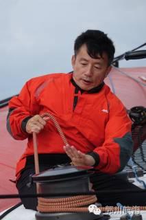 备战单人跨太平洋航行新纪录郭川在帆船麦加完成首次试航 450289fc3633922440d1404f8b5f167b.jpg