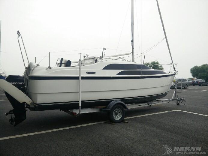 二手,帆船 8米二手机动帆船转让 740469163.jpg