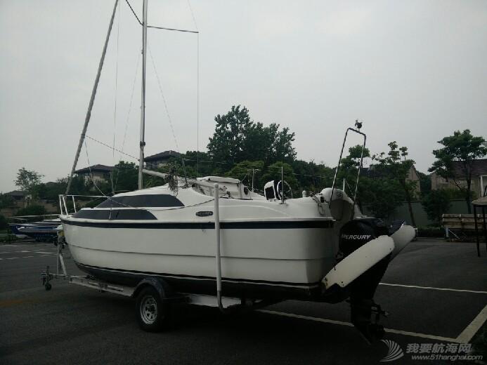 二手,帆船 8米二手机动帆船转让 1710674848.jpg