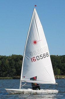 帆船分类,帆船赛事级别,帆船历史 史上最全帆船分类及帆船比赛级别 220px-Laser_Standard_160588_01.jpg