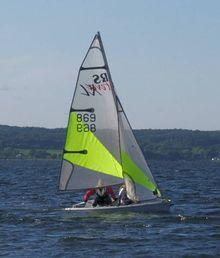 帆船分类,帆船赛事级别,帆船历史 史上最全帆船分类及帆船比赛级别 220px-RSFeva.jpg