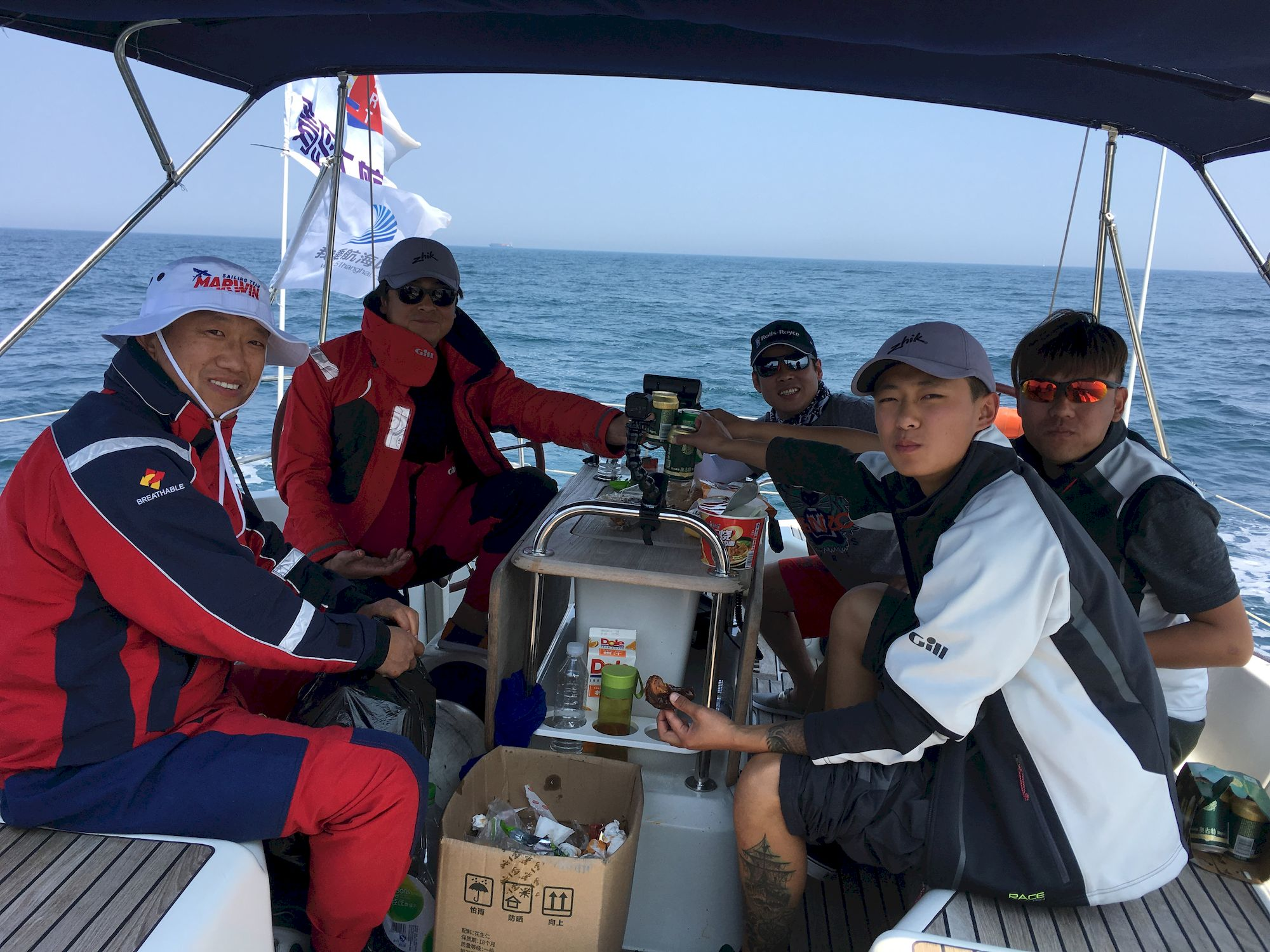 新西兰,跆拳道,俱乐部,拉力赛,青岛 向着太阳升起的地方出发:记第一次跨国远航-千航帆船-51航海网队-2016威海仁川 001b-IMG_2680_千帆俱乐部我要航海网帆船队-2016威海-仁川国际帆船赛.JPG