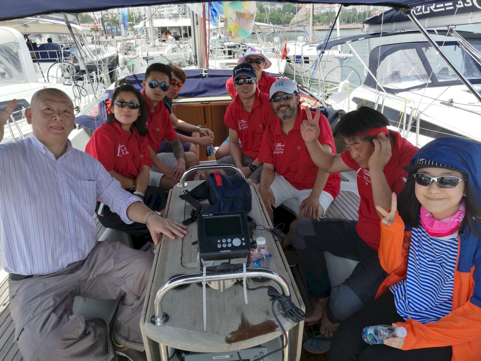 新西兰,跆拳道,俱乐部,拉力赛,青岛 向着太阳升起的地方出发:记第一次跨国远航-千航帆船-51航海网队-2016威海仁川 002-IMG_2778_千帆俱乐部我要航海网帆船队-2016威海-仁川国际帆船赛.JPG