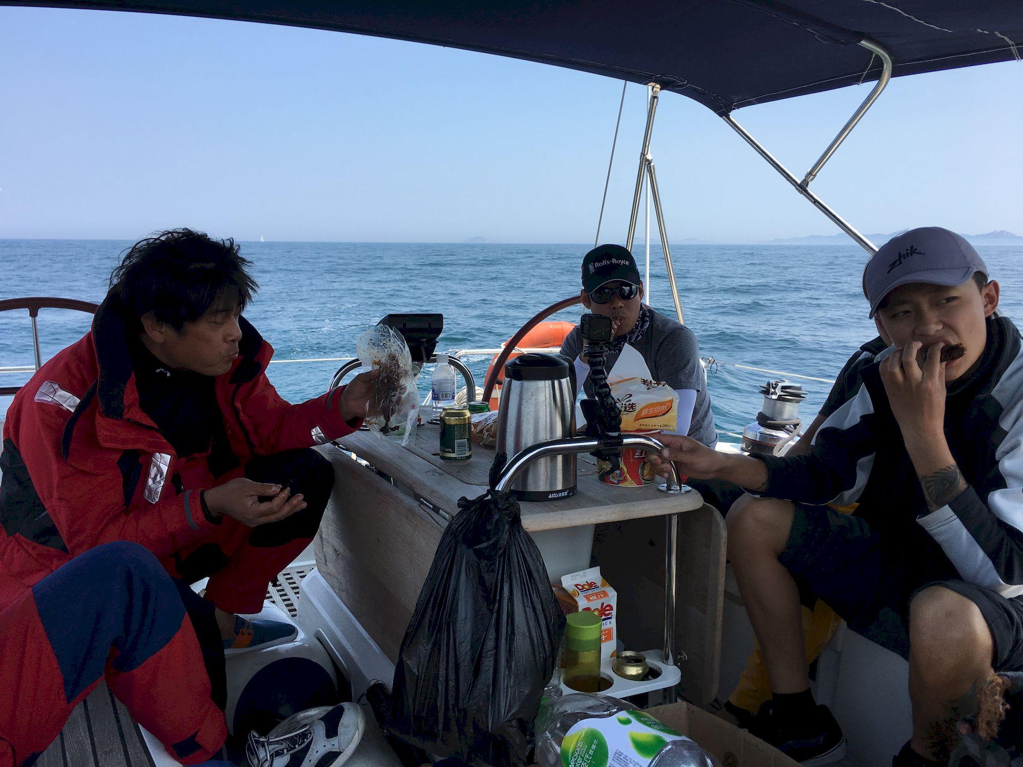 新西兰,跆拳道,俱乐部,拉力赛,青岛 向着太阳升起的地方出发:记第一次跨国远航-千航帆船-51航海网队-2016威海仁川 012b-IMG_2681_千帆俱乐部我要航海网帆船队-2016威海-仁川国际帆船赛.JPG