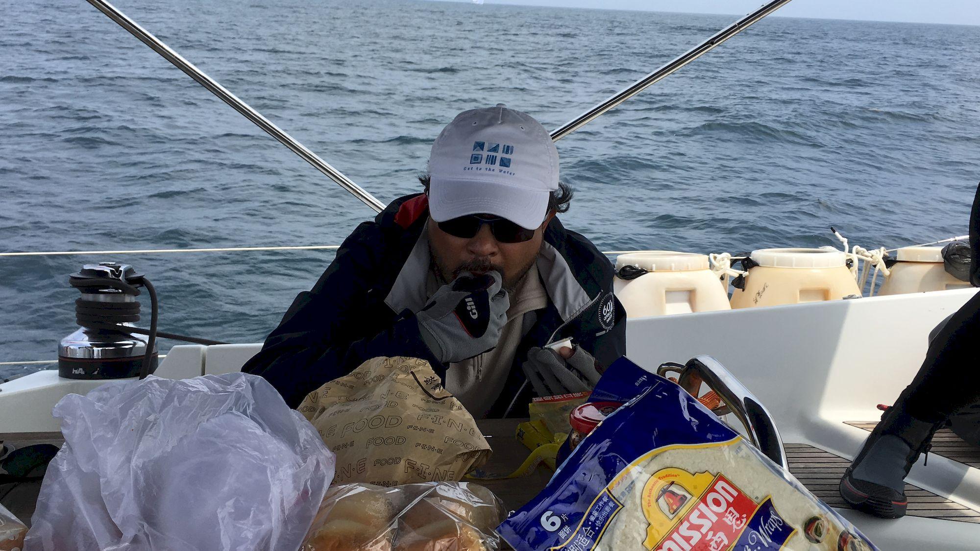 新西兰,跆拳道,俱乐部,拉力赛,青岛 向着太阳升起的地方出发:记第一次跨国远航-千航帆船-51航海网队-2016威海仁川 012c-IMG_3037_千帆俱乐部我要航海网帆船队-2016威海-仁川国际帆船赛.JPG