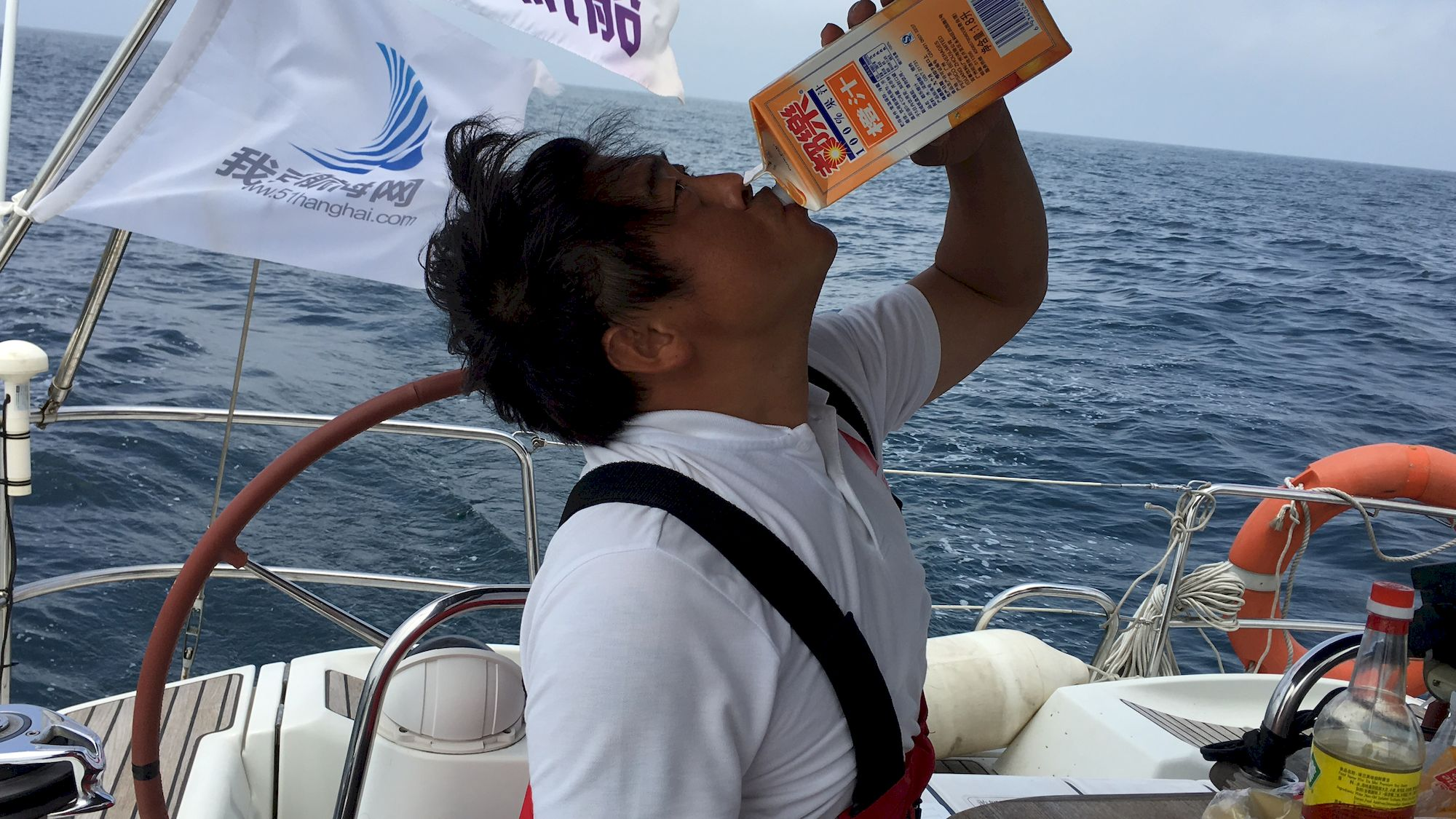 新西兰,跆拳道,俱乐部,拉力赛,青岛 向着太阳升起的地方出发:记第一次跨国远航-千航帆船-51航海网队-2016威海仁川 012g-IMG_3038_千帆俱乐部我要航海网帆船队-2016威海-仁川国际帆船赛.JPG