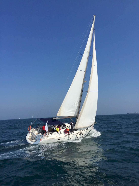 新西兰,跆拳道,俱乐部,拉力赛,青岛 向着太阳升起的地方出发:记第一次跨国远航-千航帆船-51航海网队-2016威海仁川 014-IMG_2742_千帆俱乐部我要航海网帆船队-2016威海-仁川国际帆船赛.JPG