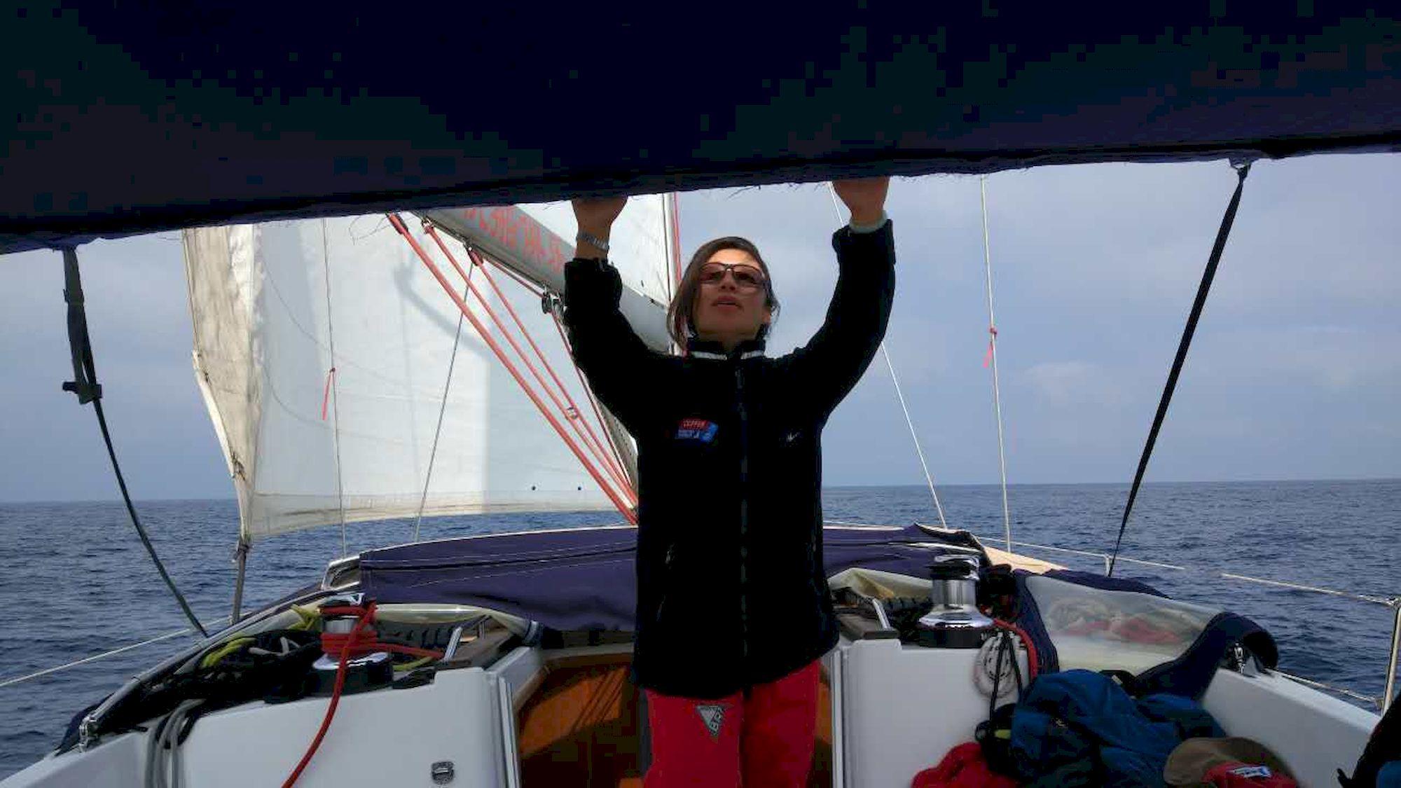 新西兰,跆拳道,俱乐部,拉力赛,青岛 向着太阳升起的地方出发:记第一次跨国远航-千航帆船-51航海网队-2016威海仁川 018-IMG_3118_千帆俱乐部我要航海网帆船队-2016威海-仁川国际帆船赛.JPG