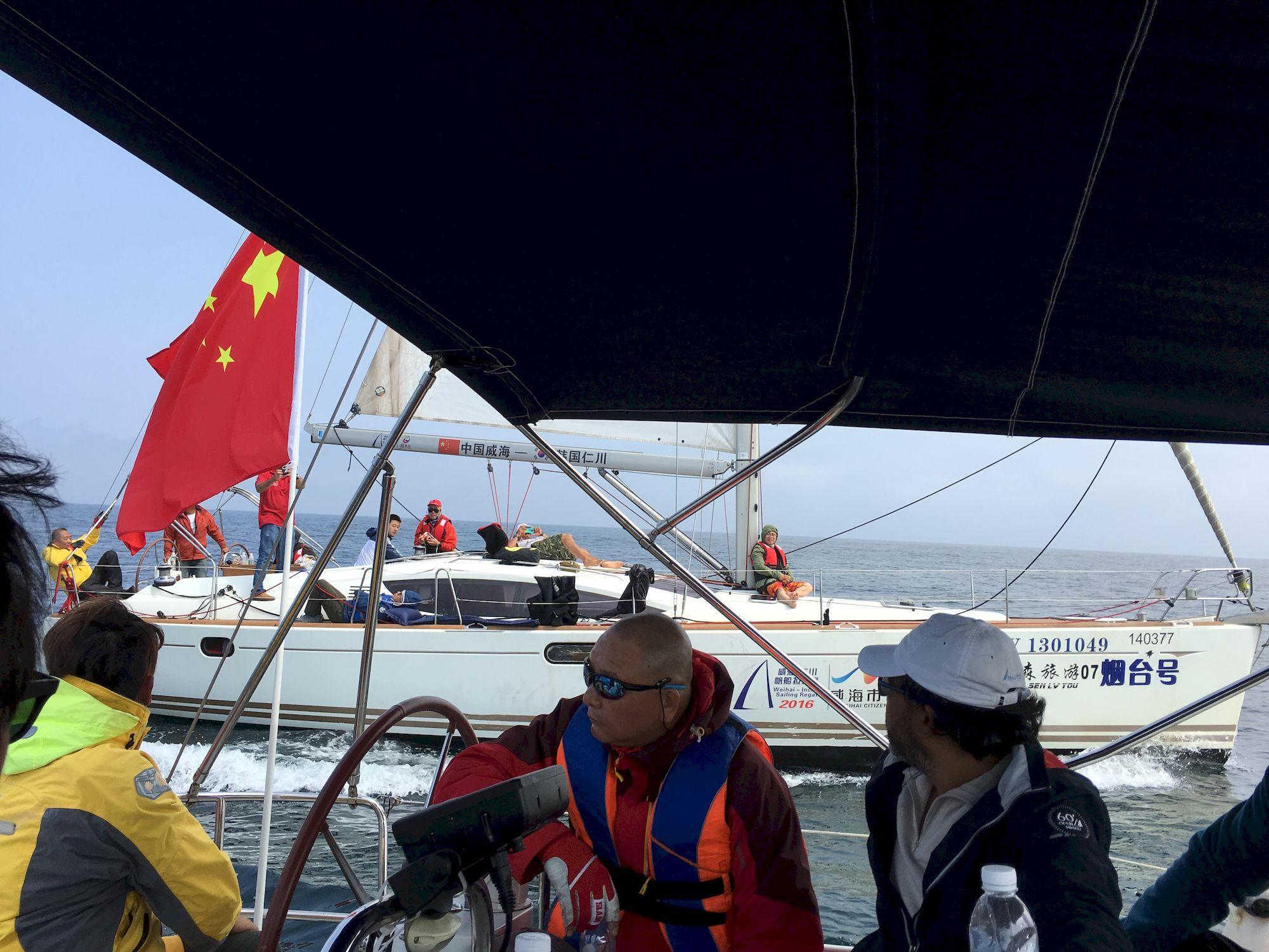 新西兰,跆拳道,俱乐部,拉力赛,青岛 向着太阳升起的地方出发:记第一次跨国远航-千航帆船-51航海网队-2016威海仁川 020-IMG_3023_千帆俱乐部我要航海网帆船队-2016威海-仁川国际帆船赛.JPG