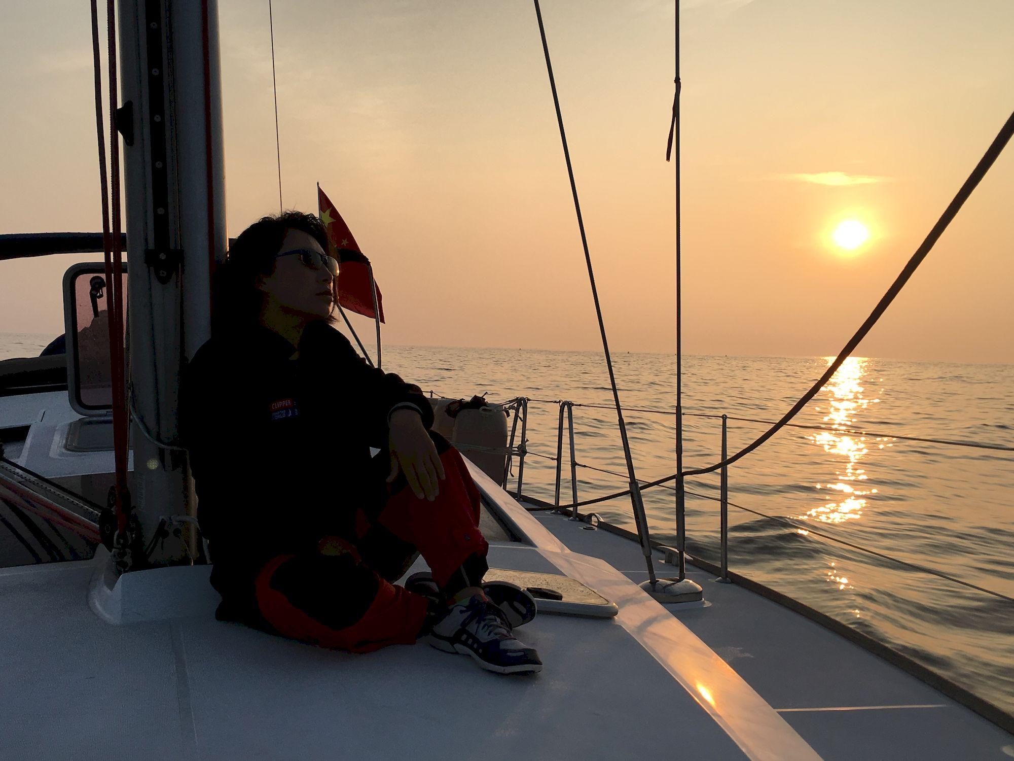新西兰,跆拳道,俱乐部,拉力赛,青岛 向着太阳升起的地方出发:记第一次跨国远航-千航帆船-51航海网队-2016威海仁川 022-IMG_3077_千帆俱乐部我要航海网帆船队-2016威海-仁川国际帆船赛.JPG