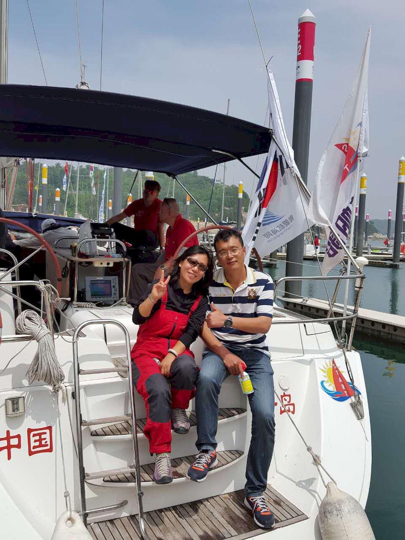新西兰,跆拳道,俱乐部,拉力赛,青岛 向着太阳升起的地方出发:记第一次跨国远航-千航帆船-51航海网队-2016威海仁川 027-IMG_3217_千帆俱乐部我要航海网帆船队-2016威海-仁川国际帆船赛.JPG