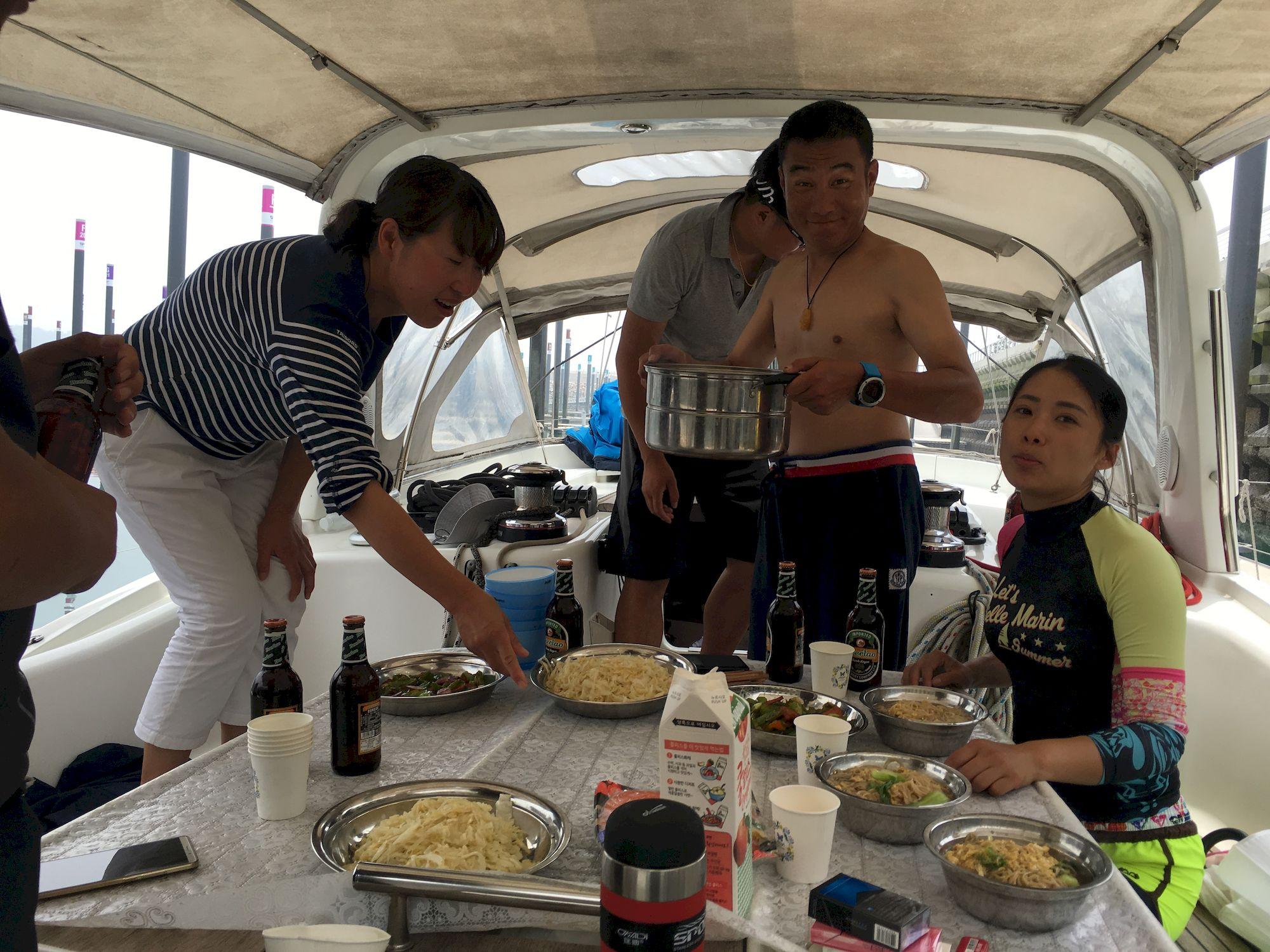 新西兰,跆拳道,俱乐部,拉力赛,青岛 向着太阳升起的地方出发:记第一次跨国远航-千航帆船-51航海网队-2016威海仁川 028-IMG_3340_千帆俱乐部我要航海网帆船队-2016威海-仁川国际帆船赛.JPG