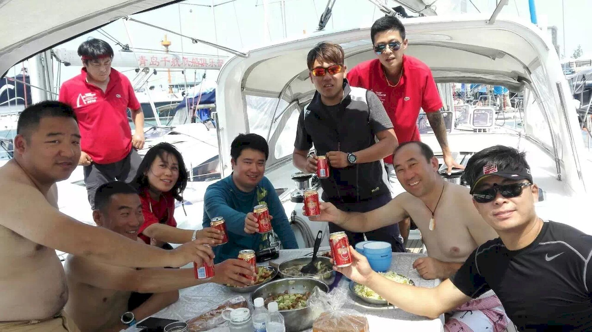 新西兰,跆拳道,俱乐部,拉力赛,青岛 向着太阳升起的地方出发:记第一次跨国远航-千航帆船-51航海网队-2016威海仁川 028-IMG_3335_千帆俱乐部我要航海网帆船队-2016威海-仁川国际帆船赛.JPG