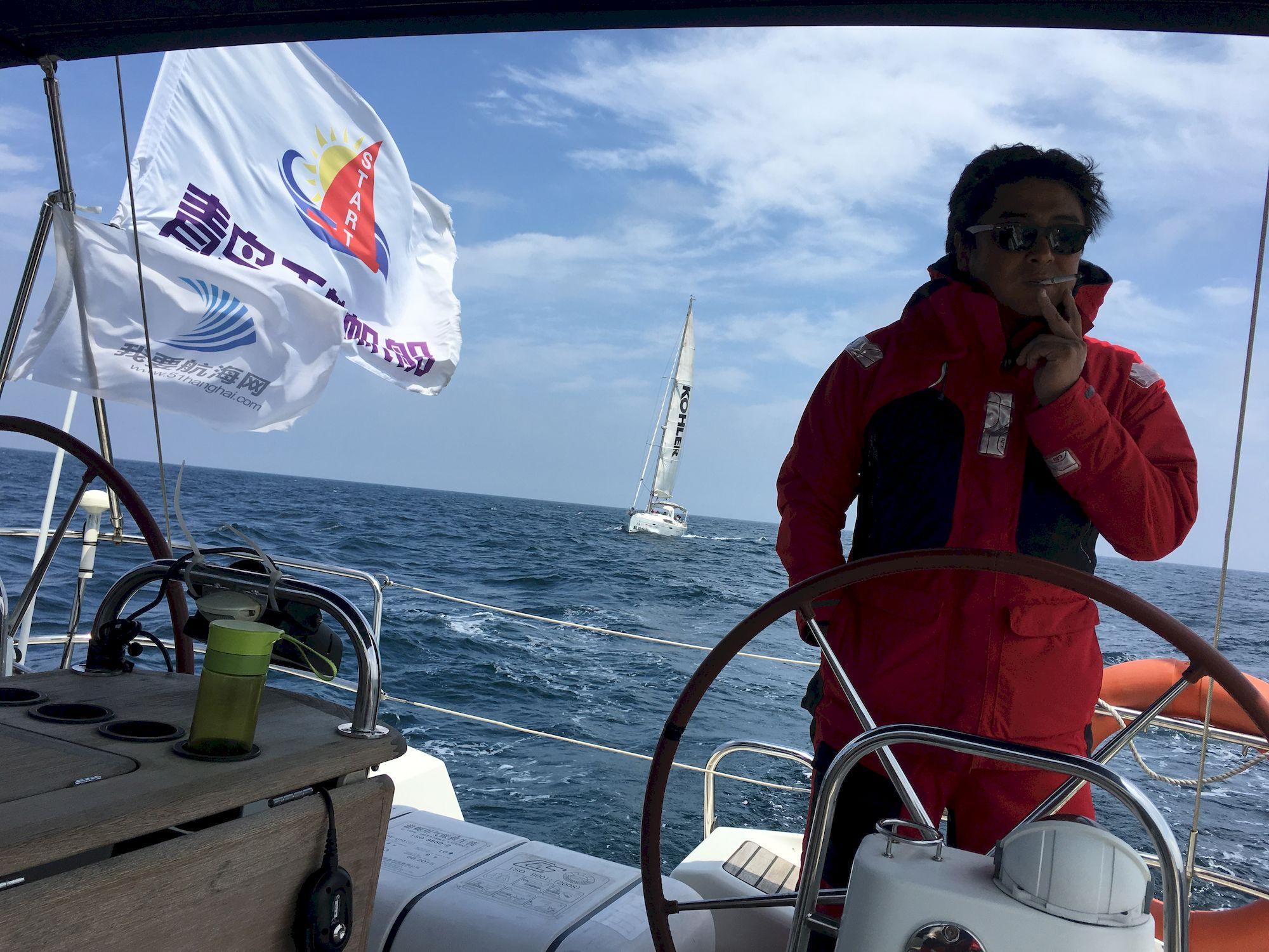 新西兰,跆拳道,俱乐部,拉力赛,青岛 向着太阳升起的地方出发:记第一次跨国远航-千航帆船-51航海网队-2016威海仁川 030-IMG_3480_千帆俱乐部我要航海网帆船队-2016威海-仁川国际帆船赛.JPG