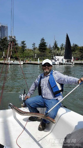星辰和大海一一2016威海仁川国际帆船拉力赛记实