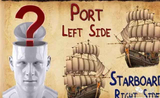 Y 为什么左舷称port,右舷叫starboard(小知识) 3479a5c8032c3531c8da8c2d435ab65d.jpg