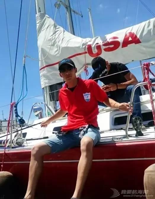 海大人在世界级帆船大赛舞台上大显身手 f40281b3d2e8f0165be1b238b88e69c7.jpg