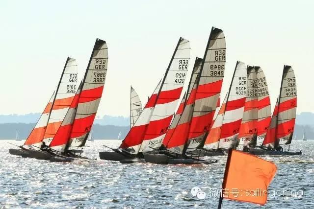 获ISAF国际帆联认证的德国双体帆船-TOPCAT帆船 369a67fde2040f9975b4103a118e2b4e.jpg