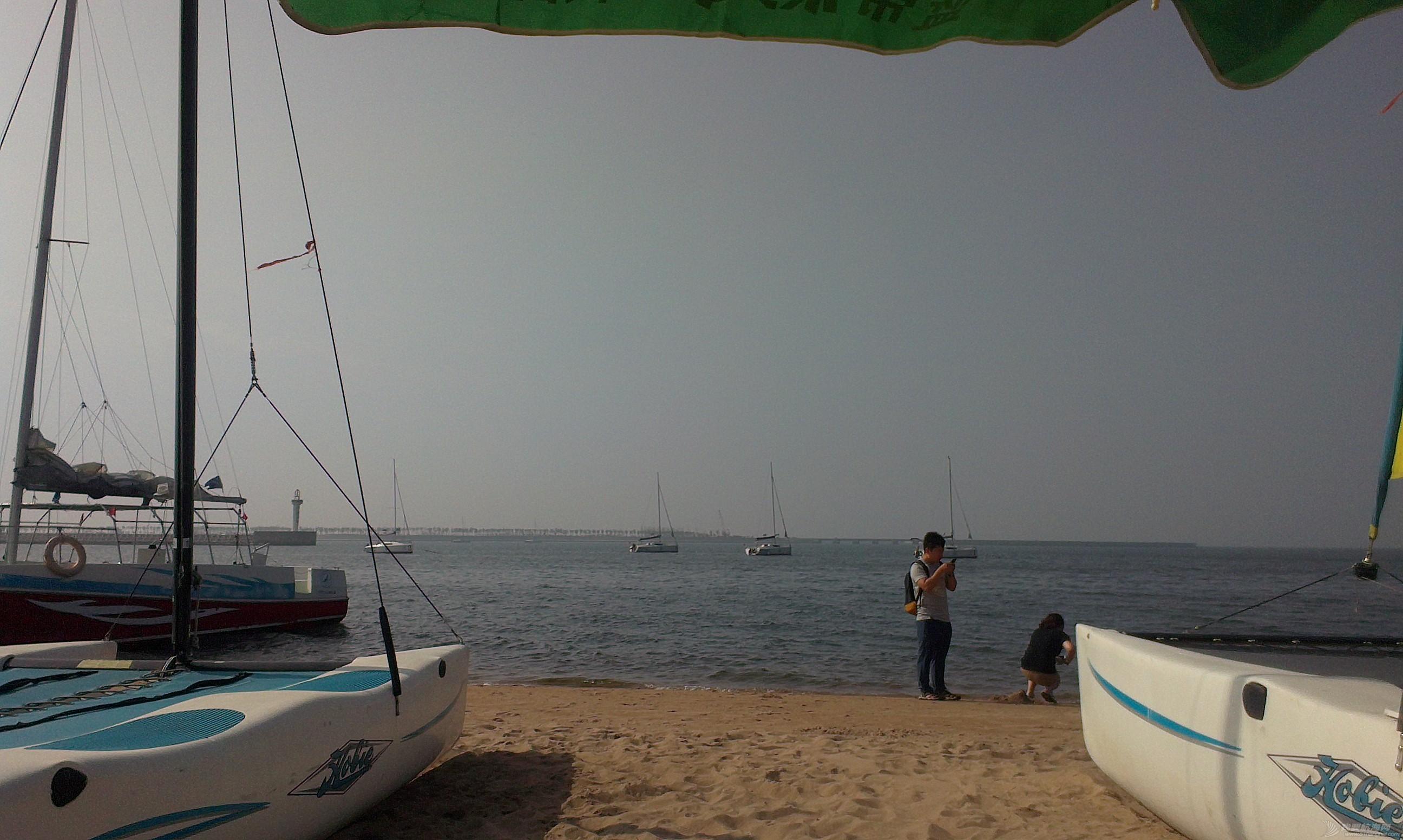 日照,秦皇岛,报名 飞驰杯的秦皇岛帆船赛,各种找感觉 IMAG0223.jpg