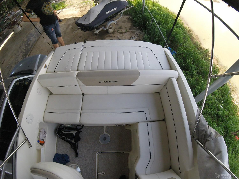 美国,二手 二手美国贝琳娜21.4尺运动游艇超低价出售!