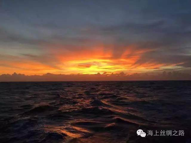 """2016重走海上丝绸之路-""""秦皇岛号""""即将归航"""