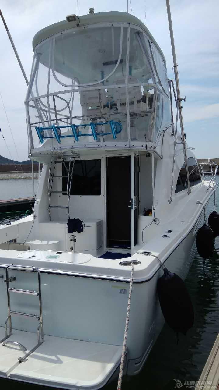 雅马哈,二手,进口 2014年雅马哈进口二手钓鱼艇Y360 7月急售 价格美丽