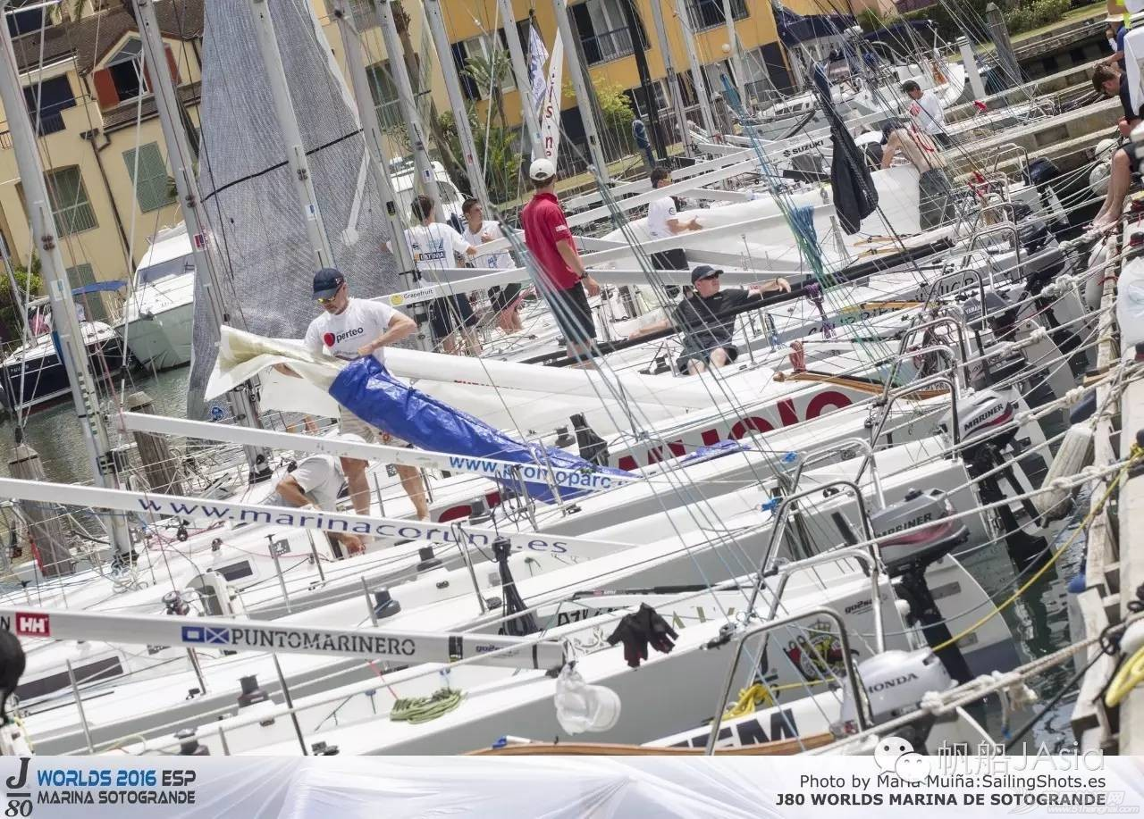 西班牙安达卢西亚,J80帆船世锦赛激战正酣 3c488a22667de9df7e14ce46217eff89.jpg