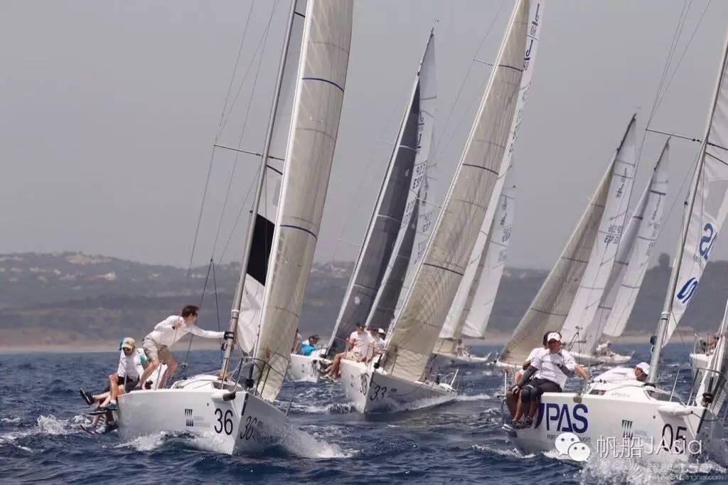 西班牙安达卢西亚,J80帆船世锦赛激战正酣 ce8144aaacaeaa90046ee53bf9b0eb60.jpg