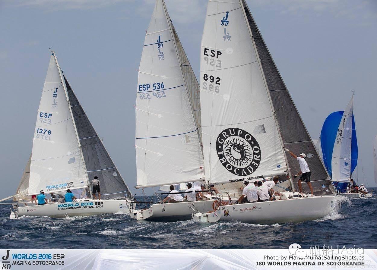 西班牙安达卢西亚,J80帆船世锦赛激战正酣 fa1ba5fb976437b252f62c17763292cf.jpg