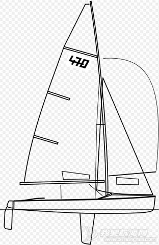 470级,奥运会帆船 470级小帆船 470.jpg