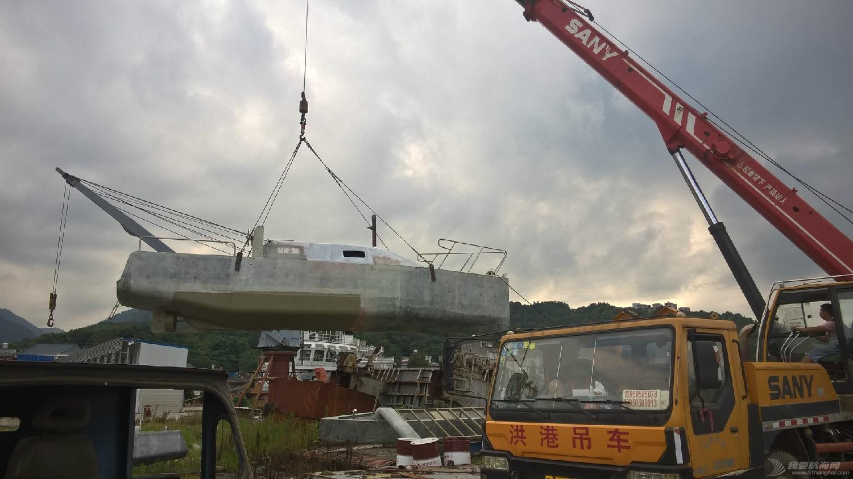 三体机帆船初(粗)上水 WP_20160712_16_12_48_Pro.jpg