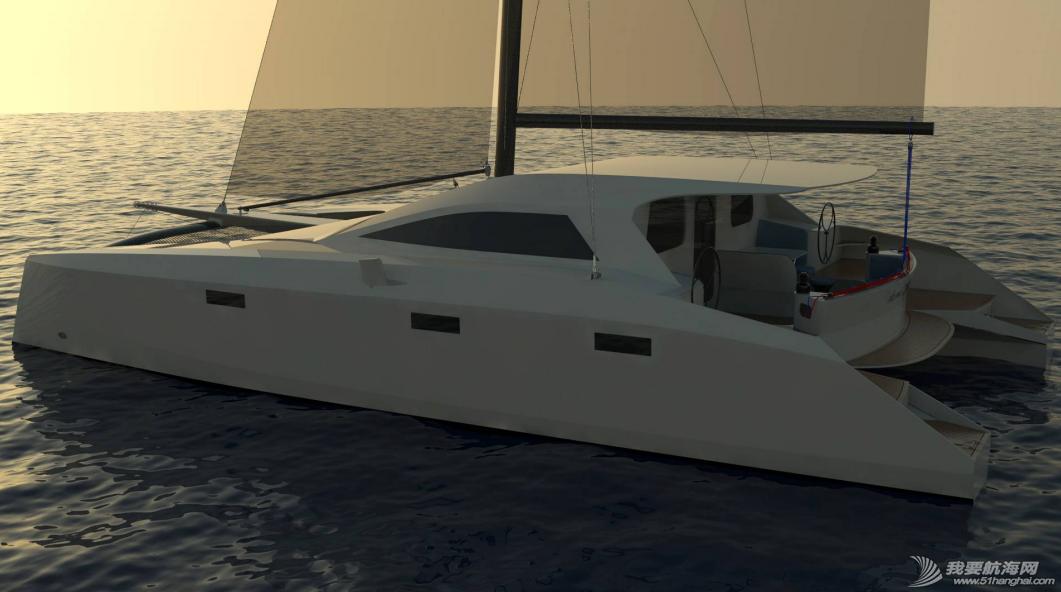 不锈钢,玻璃钢,帆船 双体帆船,钢铁+玻璃钢(求前辈解答) 181814ur4rikfktfd4cnki.png