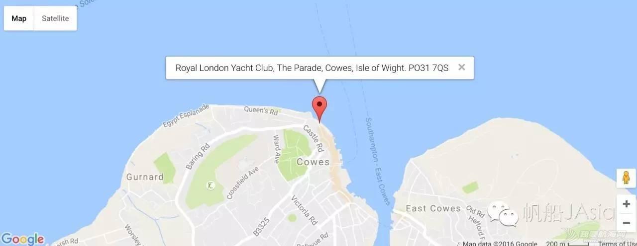 2016 J/111帆船世锦赛前瞻之 探访举办地考斯(Cowes 8f054270e43886508ca0fb0616c11604.jpg