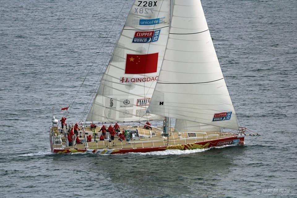 青岛号结束克利伯环球之旅 获总成绩第五 e9b2b70e12990e1dd902520a182b78f8.jpg