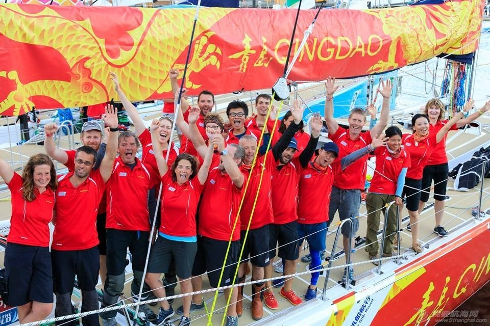 青岛号结束克利伯环球之旅 获总成绩第五 cdcfa9d25c8cd3b0fa24439324050634.jpg