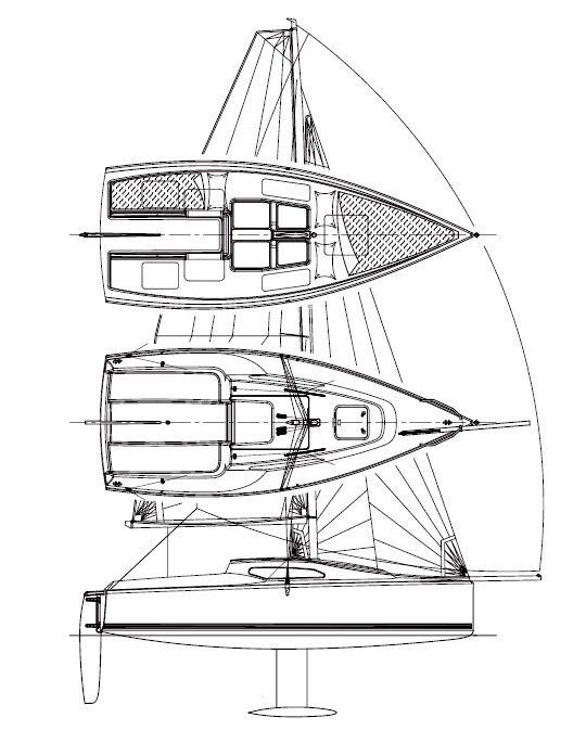 """雅马哈,帆船运动,室内设计,碳纤维,排水量 福利:7万一条处理""""珐伊18""""帆船【青岛】 23298579d9c1143c33.png"""