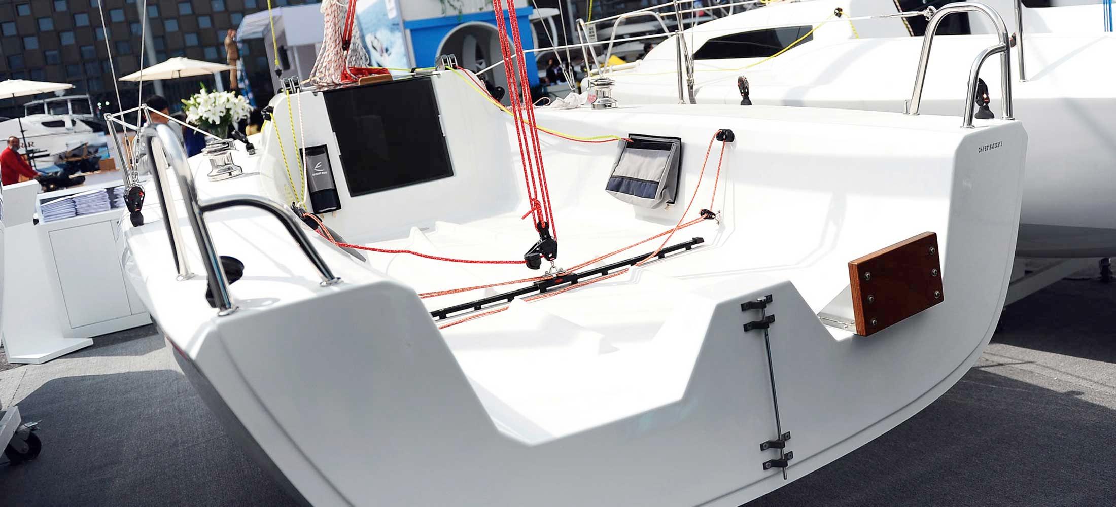 """雅马哈,帆船运动,室内设计,碳纤维,排水量 福利:7万一条处理""""珐伊18""""帆船【青岛】 54453579d9c3c95896.png"""