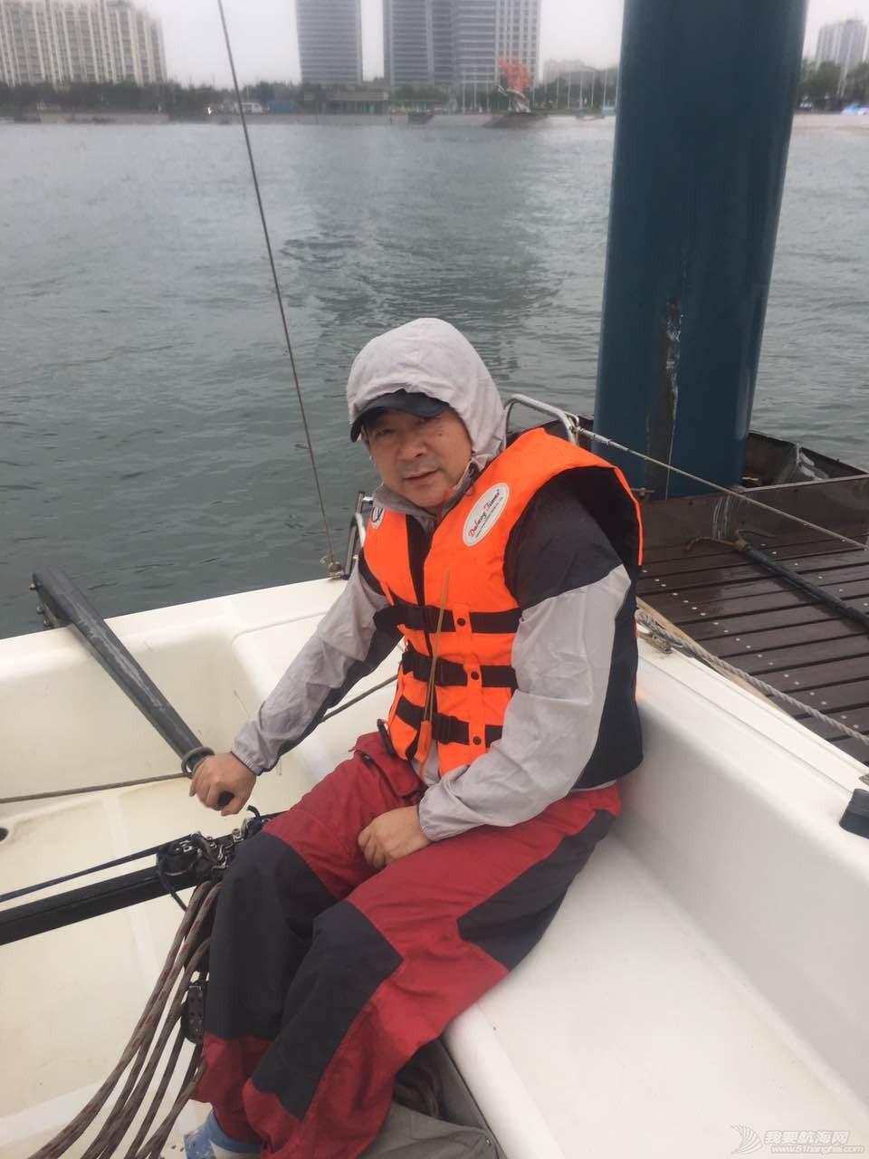 日照 没风的日子等风来-【公益航海行·日照】  (36)